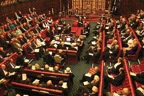 House Of Lords Attlee Room