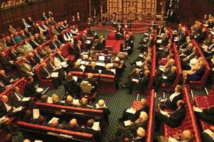 The House of Lords debates
