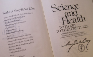 Featured - Mary Baker Eddy