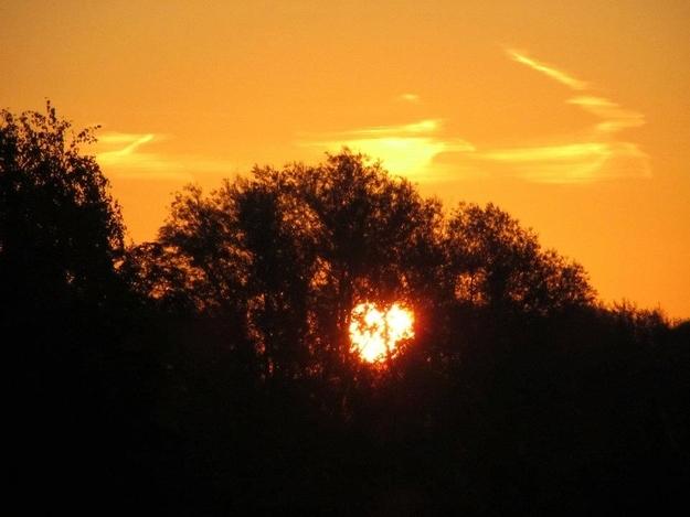 Valentine sunset, by Tony Lobl