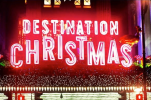 """Destination Christmas"" by Tony Lobl"