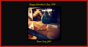 Happy Valentine's Day, 2015-Tony Lobl
