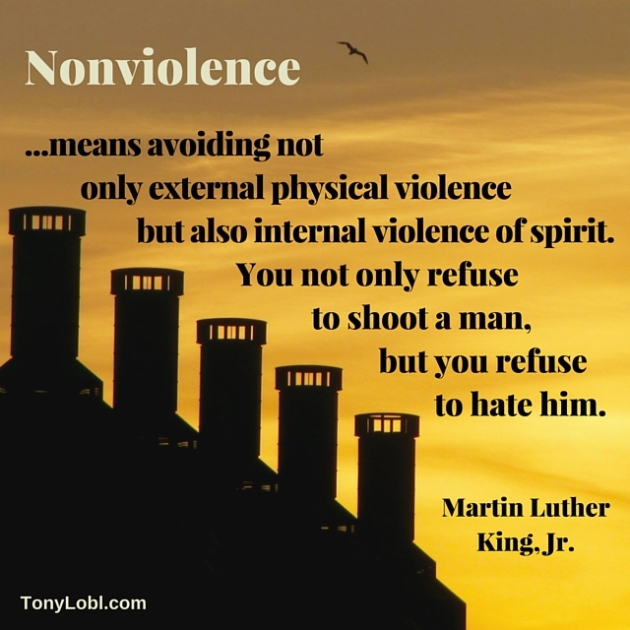 Refuse to hate - Martin Luther King, Jr.-6