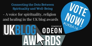A voice for spirituality, religion and healing in the UK blog awards-3
